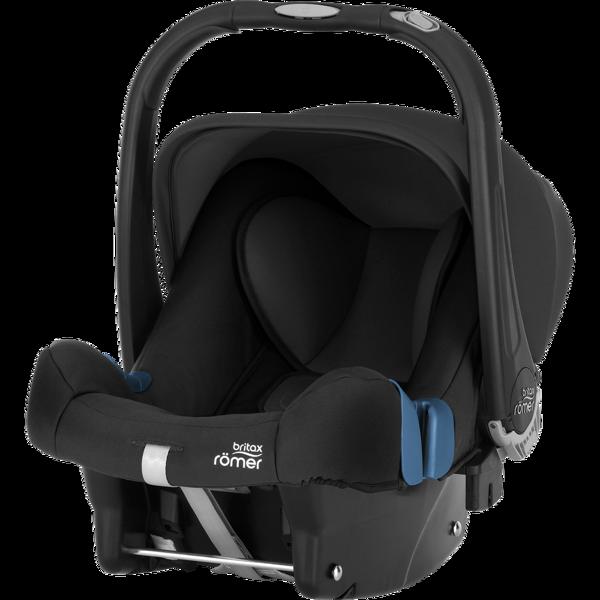 Britax Romer Baby-Safe Plus SHR II Cosmos Black Bērnu autosēdeklis 0-13 kg