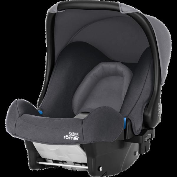 Britax Romer Baby-Safe Storm grey Bērnu autosēdeklis 0-13 kg