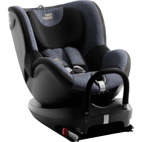 Britax Romer Dualfix 2 R Blue Marble Bērnu autosēdeklis 0-18 kg