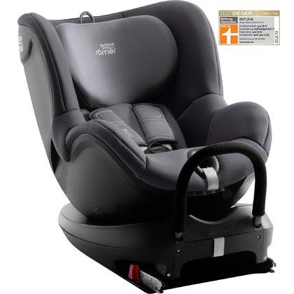 Britax Romer Dualfix 2 R Storm Grey Bērnu autosēdeklis 0-18 kg