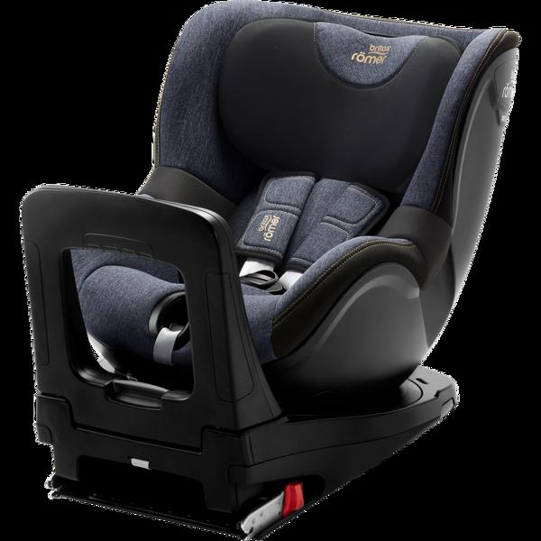 Britax Romer Dualfix I-Size Blue marble Bērnu autosēdeklis 0-18 kg