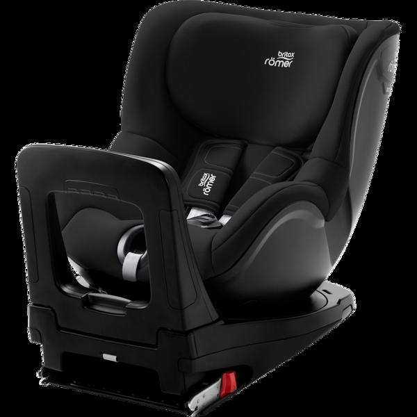 Britax Romer Dualfix I-Size Cosmos black Bērnu autosēdeklis 0-18 kg