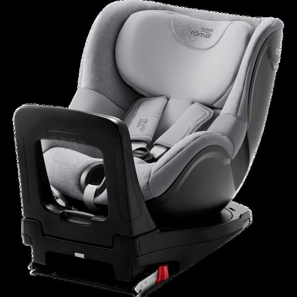 Britax Romer Dualfix I-Size Grey marble Bērnu autosēdeklis 0-18 kg
