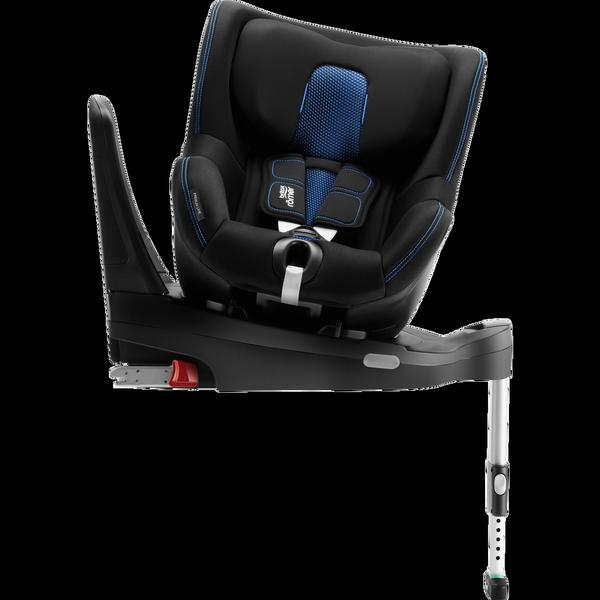 Britax Romer Dualfix M I-Size + ISOFIX Base Cool Flow - Blue Bērnu autosēdeklis 0-18 kg