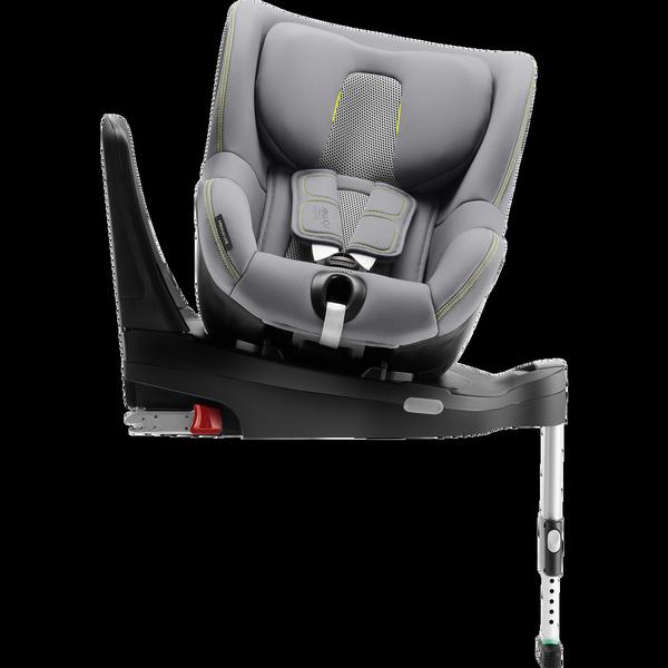 Britax Romer Dualfix M I-Size + ISOFIX Base Cool Flow - Silver Bērnu autosēdeklis 0-18 kg