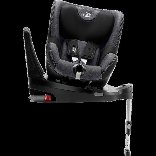 Britax Romer Dualfix M I-Size + ISOFIX Base Graphite Marble Bērnu autosēdeklis 0-18 kg