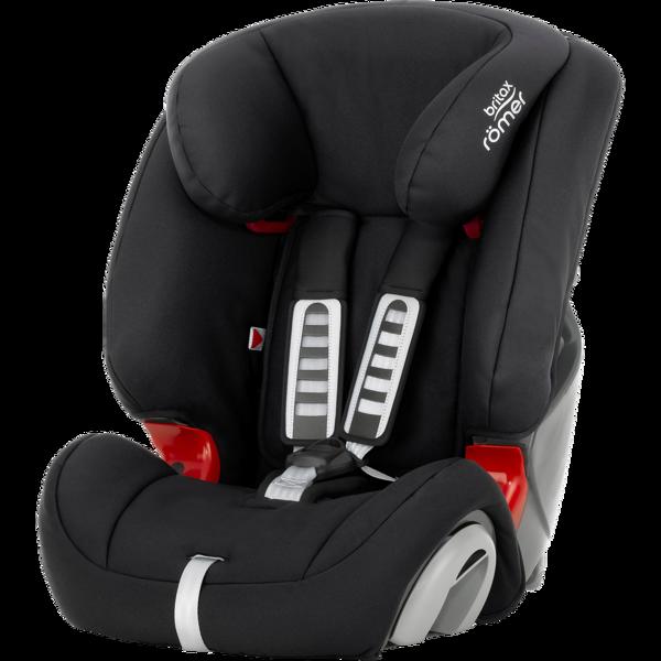 Britax Romer Evolva 1-2-3 Cosmos black Bērnu autosēdeklis 9-36 kg