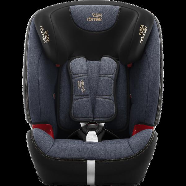 Britax Romer Evolva 1-2-3 SL Sict Blue Marble Bērnu autosēdeklis 9-36 kg