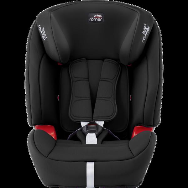 Britax Romer Evolva 1-2-3 SL Sict Cosmos Black Bērnu autosēdeklis 9-36 kg