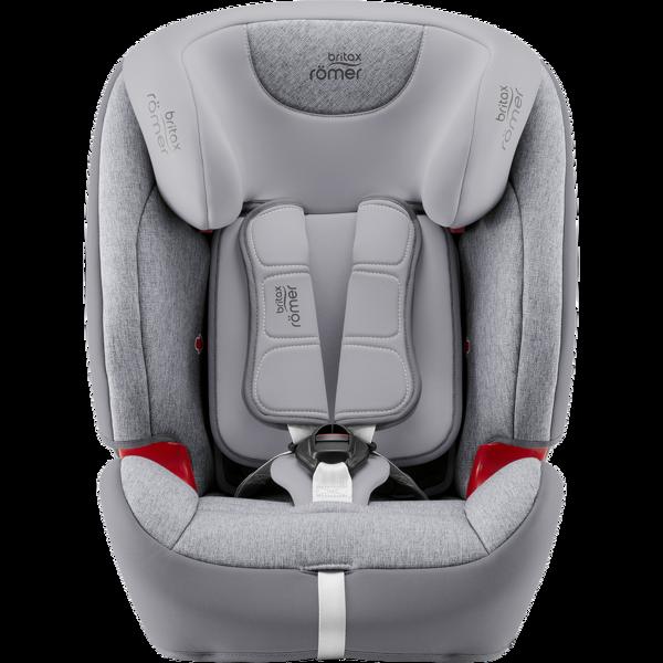 Britax Romer Evolva 1-2-3 SL Sict Grey Marble Bērnu autosēdeklis 9-36 kg