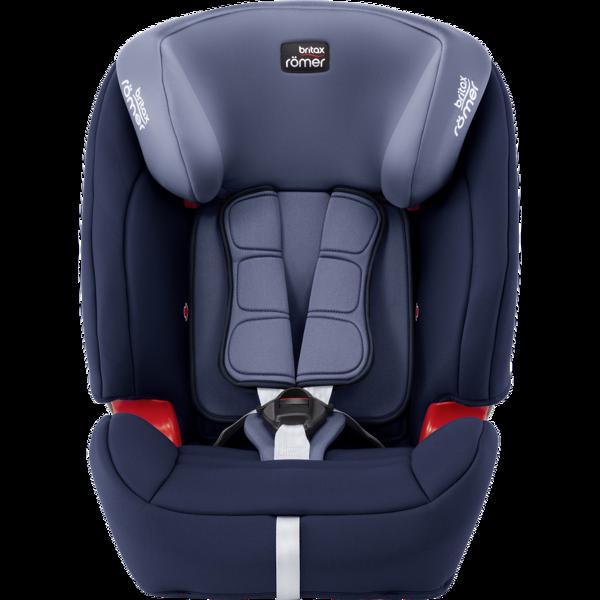 Britax Romer Evolva 1-2-3 SL Sict Moonlight Blue Bērnu autosēdeklis 9-36 kg