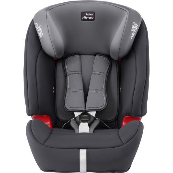 Britax Romer Evolva 1-2-3 SL Sict Storm Grey Bērnu autosēdeklis 9-36 kg