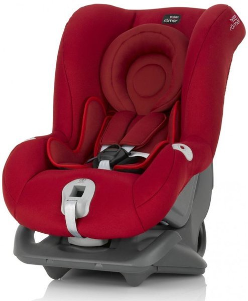 Britax Romer First Class Plus Flame red Bērnu autosēdeklis 0-18 kg