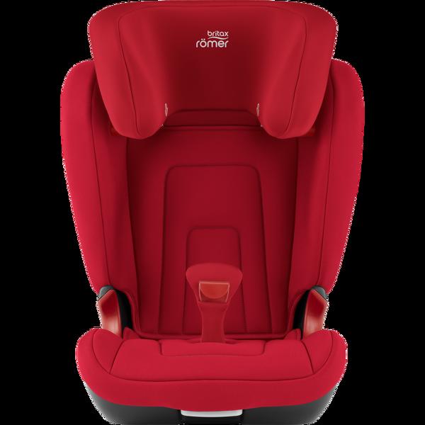 Britax Romer KIDFIX 2 R Fire Red Bērnu autosēdeklis 15-36 kg