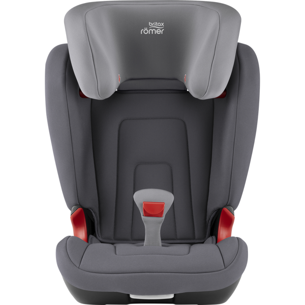 Britax Romer KIDFIX 2 R Storm Grey Bērnu autosēdeklis 15-36 kg