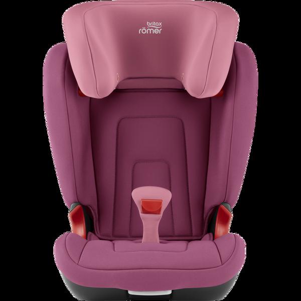 Britax Romer KIDFIX 2 R Wine Rose Bērnu autosēdeklis 15-36 kg