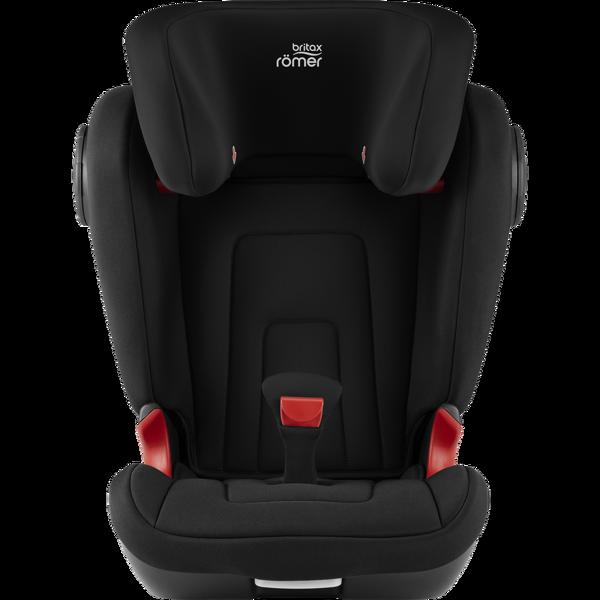 Britax Romer KIDFIX 2 S Cosmos Black Bērnu autosēdeklis 15-36 kg