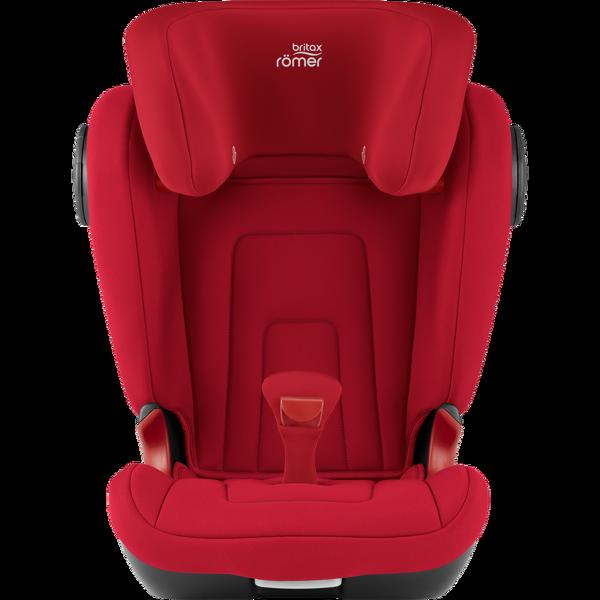 Britax Romer KIDFIX 2 S Fire Red Bērnu autosēdeklis 15-36 kg