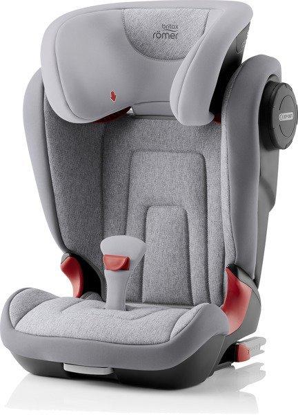 Britax Romer KIDFIX 2 S Grey Marble Bērnu autosēdeklis 15-36 kg