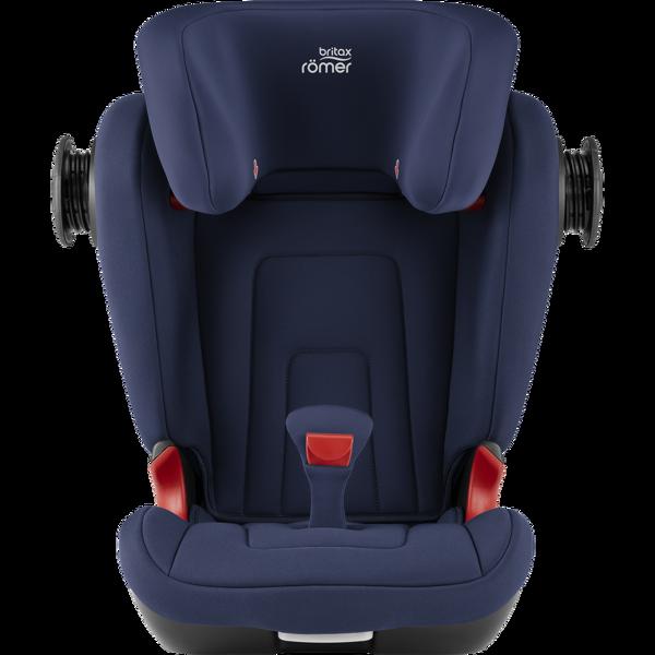 Britax Romer KIDFIX 2 S Moonlight Blue Bērnu autosēdeklis 15-36 kg