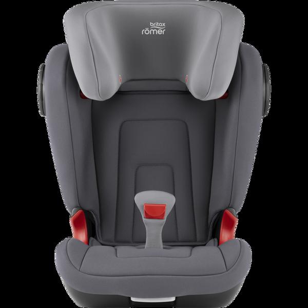 Britax Romer KIDFIX 2 S Storm Grey Bērnu autosēdeklis 15-36 kg