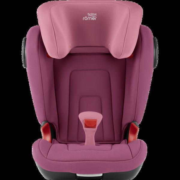 Britax Romer KIDFIX 2 S Wine Rose Bērnu autosēdeklis 15-36 kg