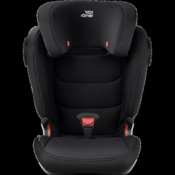 Britax Romer KIDFIX III M Cool Flow - Black Bērnu autosēdeklis 15-36 kg