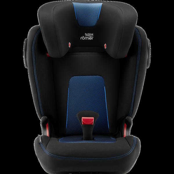 Britax Romer KIDFIX III M Cool Flow - Blue Bērnu autosēdeklis 15-36 kg