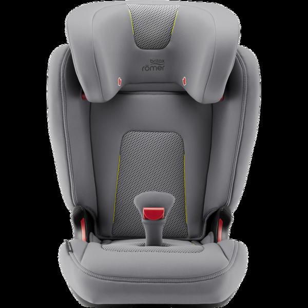 Britax Romer KIDFIX III M Cool Flow - Silver Bērnu autosēdeklis 15-36 kg