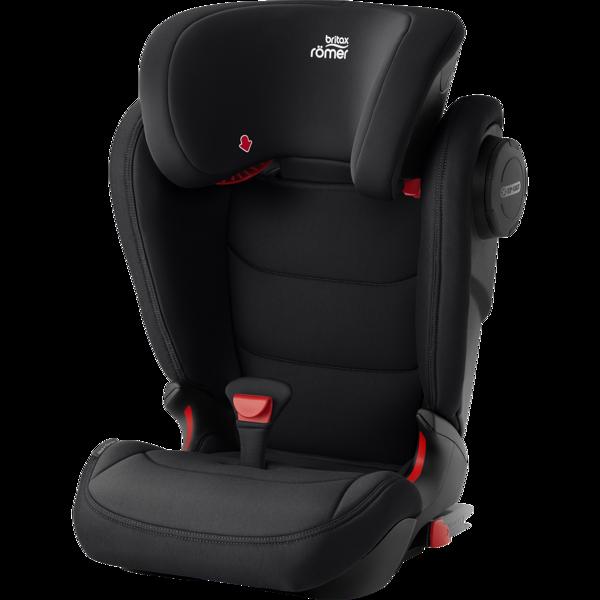 Britax Romer KIDFIX III M Cosmos Black Bērnu autosēdeklis 15-36 kg