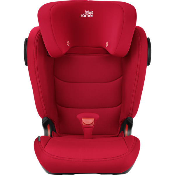 Britax Romer KIDFIX III M Fire Red Bērnu autosēdeklis 15-36 kg