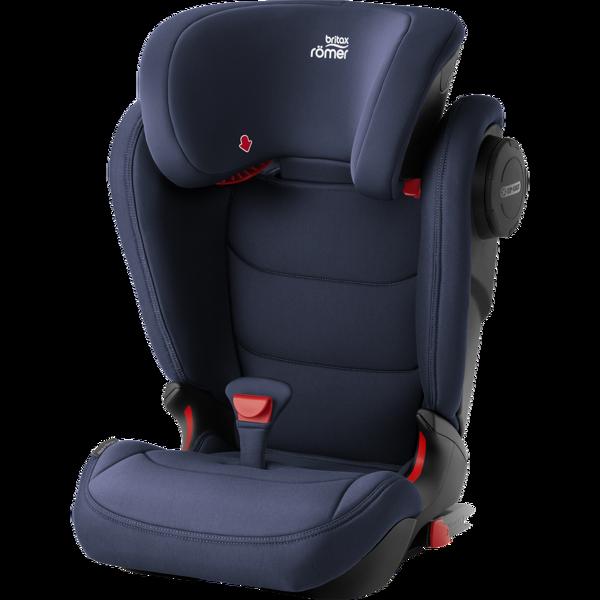 Britax Romer KIDFIX III M Moonlight Blue Bērnu autosēdeklis 15-36 kg