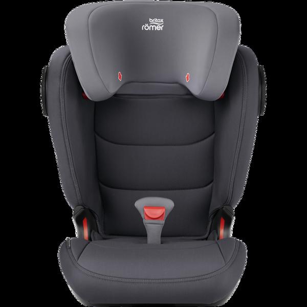 Britax Romer KIDFIX III M Storm Grey Bērnu autosēdeklis 15-36 kg