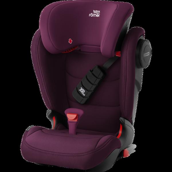 Britax Romer Kidfix III S Burgundy Red Bērnu autosēdeklis 15-36 kg