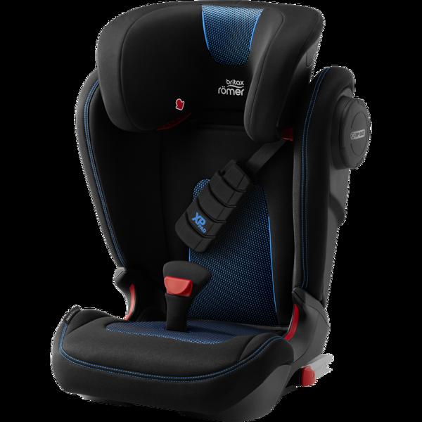 Britax Romer Kidfix III S Cool Flow - Blue Bērnu autosēdeklis 15-36 kg