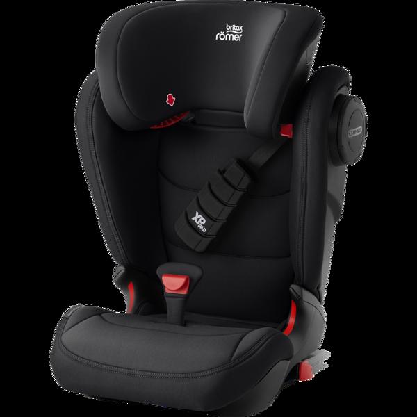 Britax Romer Kidfix III S Cosmos Black Bērnu autosēdeklis 15-36 kg