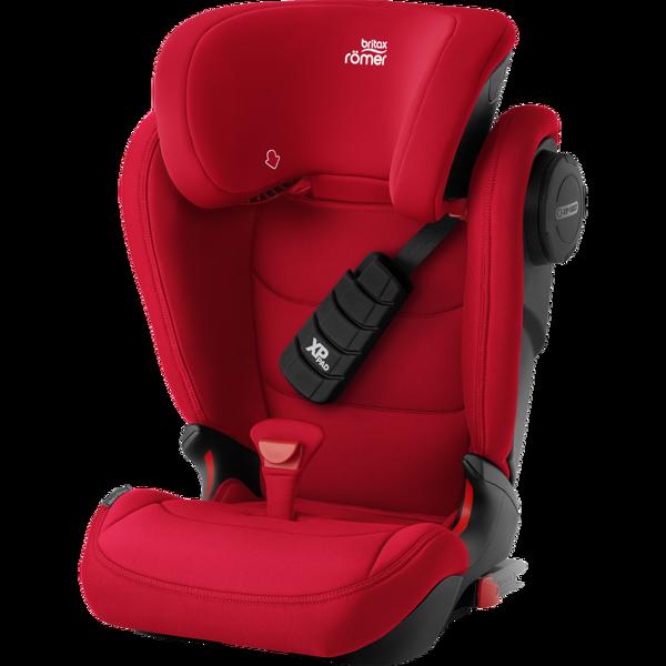Britax Romer Kidfix III S Fire Red Bērnu autosēdeklis 15-36 kg