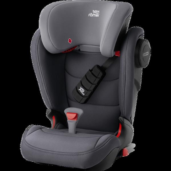 Britax Romer Kidfix III S Storm Grey Bērnu autosēdeklis 15-36 kg