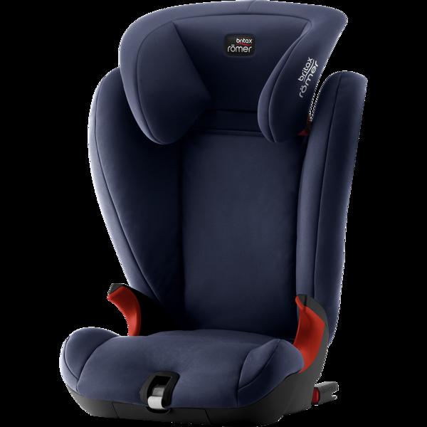 Britax Romer Kidfix SL Moonlight blue Black frame Bērnu autosēdeklis 15-36 kg