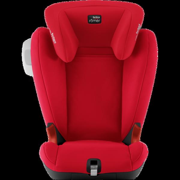 Britax Romer Kidfix Sl Sict Fire red Black frame Bērnu autosēdeklis 15-36 kg