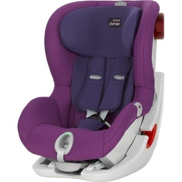 Britax Romer King II Ats Mineral purple Bērnu autosēdeklis 9-18 kg