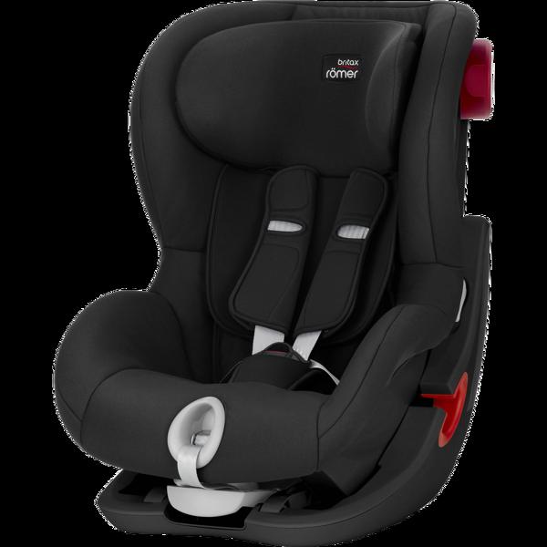 Britax Romer King II Cosmos black Black frame Bērnu autosēdeklis 9-18 kg