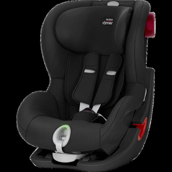 Britax Romer King II LS Cosmos Black Black frame Bērnu autosēdeklis 9-18 kg