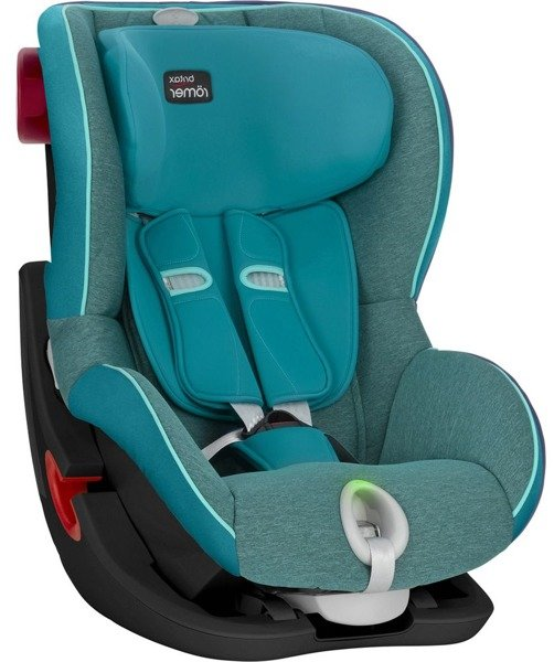 Britax Romer King II LS Green Marble Black frame Bērnu autosēdeklis 9-18 kg