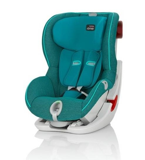 Britax Romer King II LS Green Marble White frame Bērnu autosēdeklis 9-18 kg