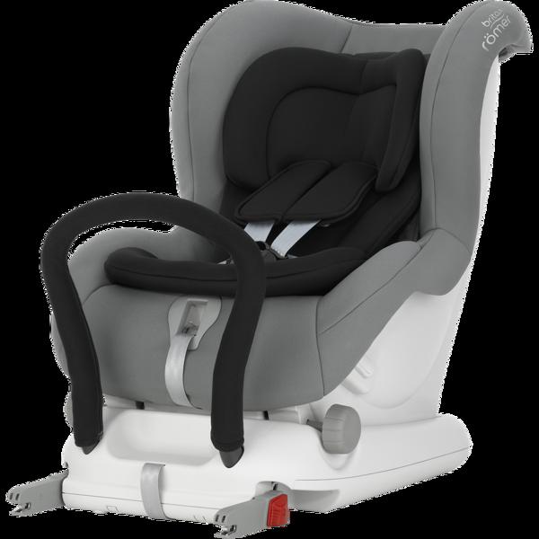Britax Romer Max-Fix II Steel grey Bērnu autosēdeklis 0-18 kg