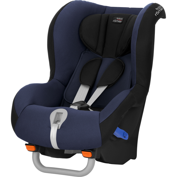 Britax Romer Max-Way Moonlight blue Bērnu autosēdeklis 9-25 kg