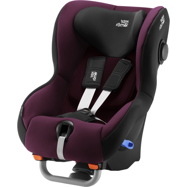 Britax Romer Max-Way Plus Burgundy Red Bērnu autosēdeklis 9-25 kg