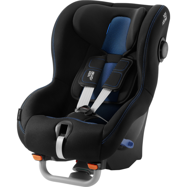 Britax Romer Max-Way Plus Cool Flow - Blue Bērnu autosēdeklis 9-25 kg
