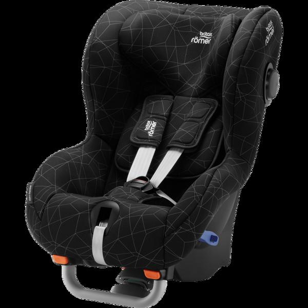 Britax Romer Max-Way Plus Crystal Black Bērnu autosēdeklis 9-25 kg